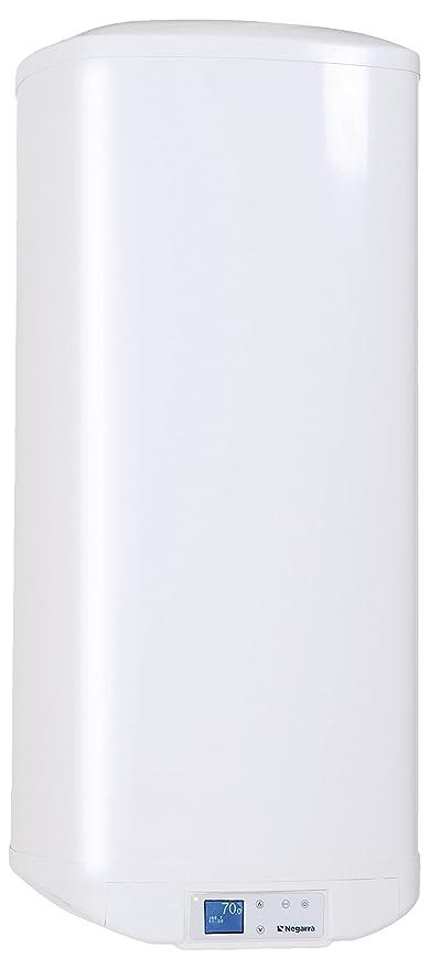 Negarra Sentia Digital Termo Eléctrico, 2000 W, 240 V, Blanco, 75 l