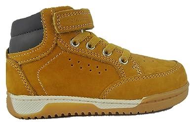 PRIMIGI 828500 00 Sneakers Scarpe Alte Bimbo Primi Passi Giallo ... 25e502238b2