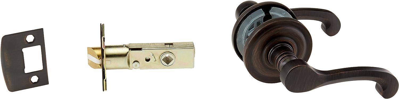 Baldwin 5455V.112.PASS Solid Brass Door Lever