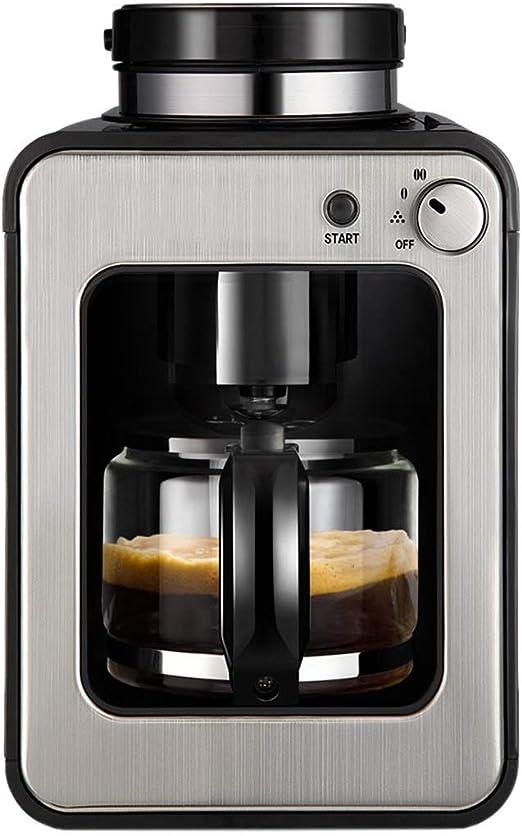 Bean To Cup Anti-Drip automático Mini cafetera - 0.58l Negro ...