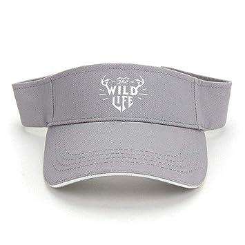 Wxtreme Sombrero de Visera Verano para Mujer Sombrero de Marca de ...