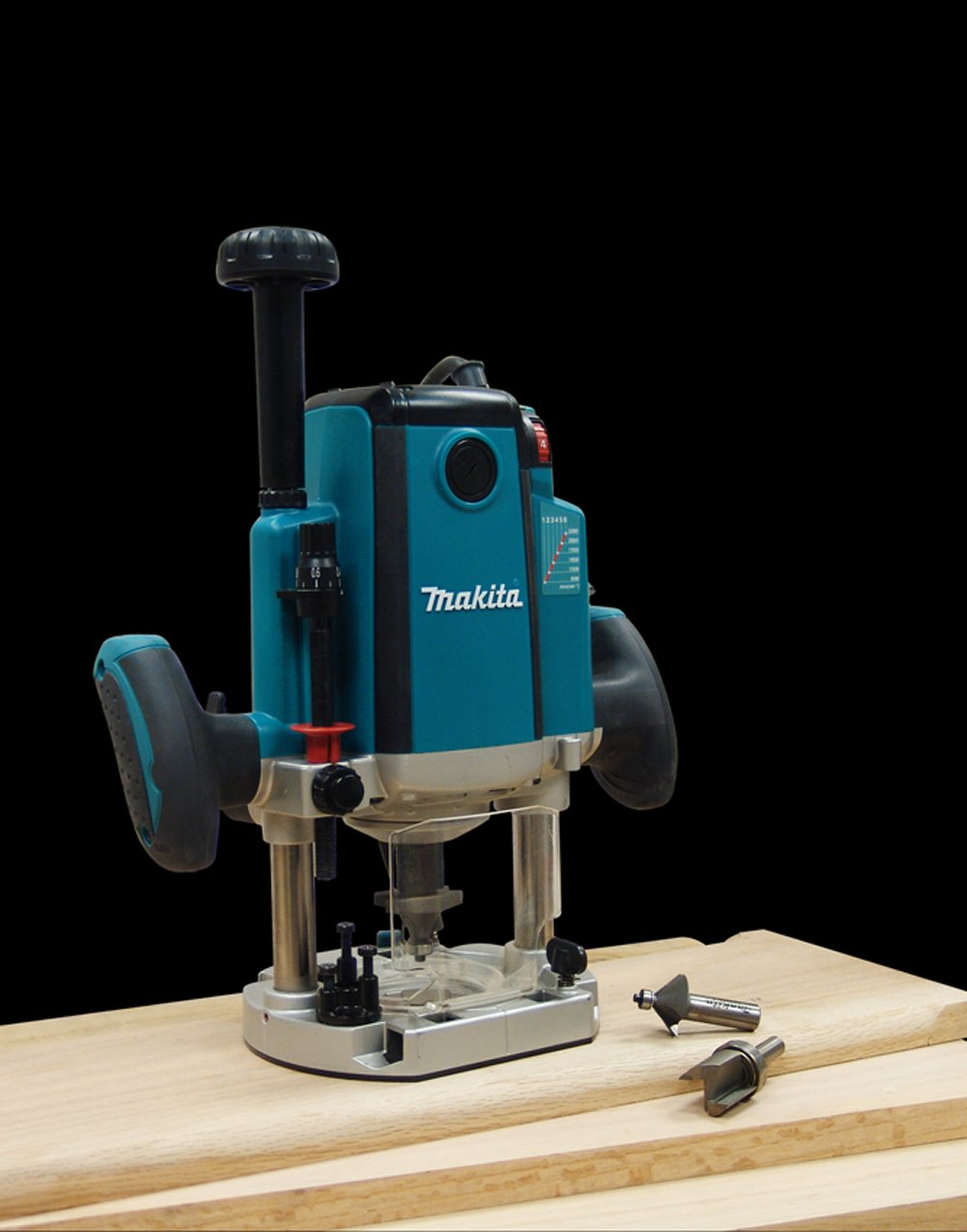 Makita RP2301FC 3-1/4 HP Plunge Router (Variable Speed) by Makita (Image #3)