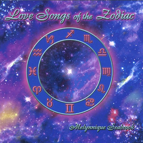 amazoncom love songs of the zodiac melynnique seabrook