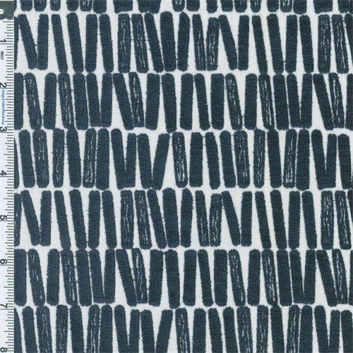 Designer Indigo Vault Chenille Jacquard Home Decorating Fabric, Fabric by The Yard