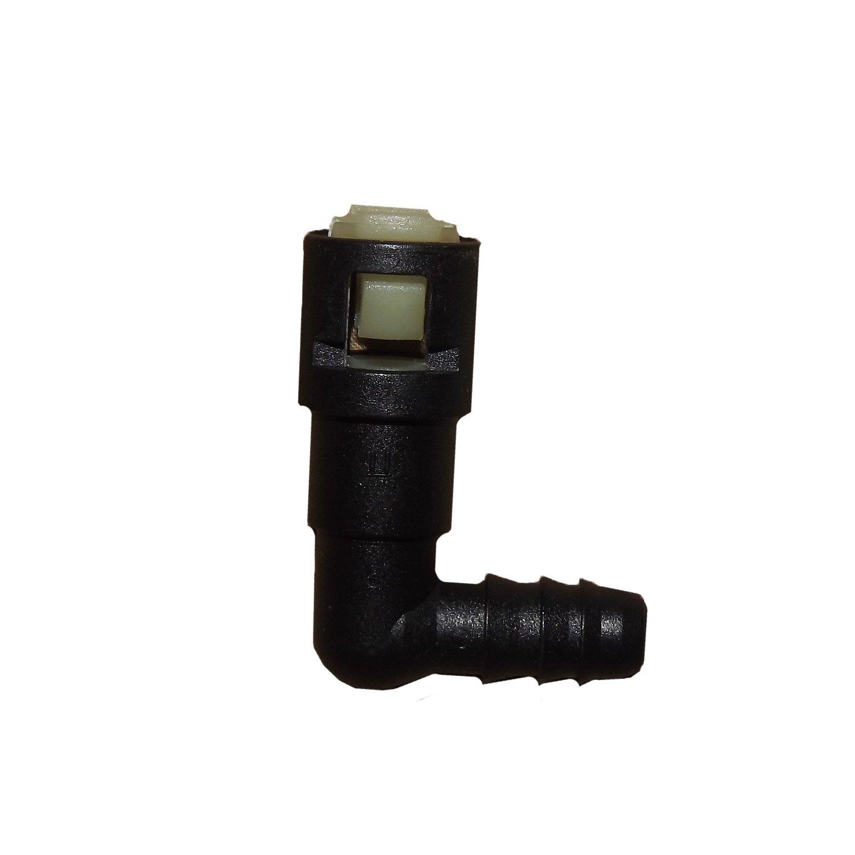 Needa Parts 800-092.5 Fuel Line Connector, (Pack of 5)