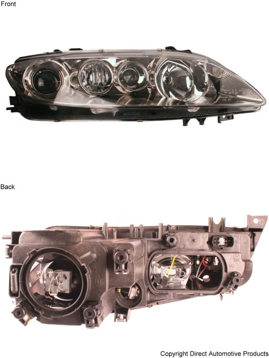 TYC 20-9025-01-1 Mazda6 Right Replacement Head Lamp