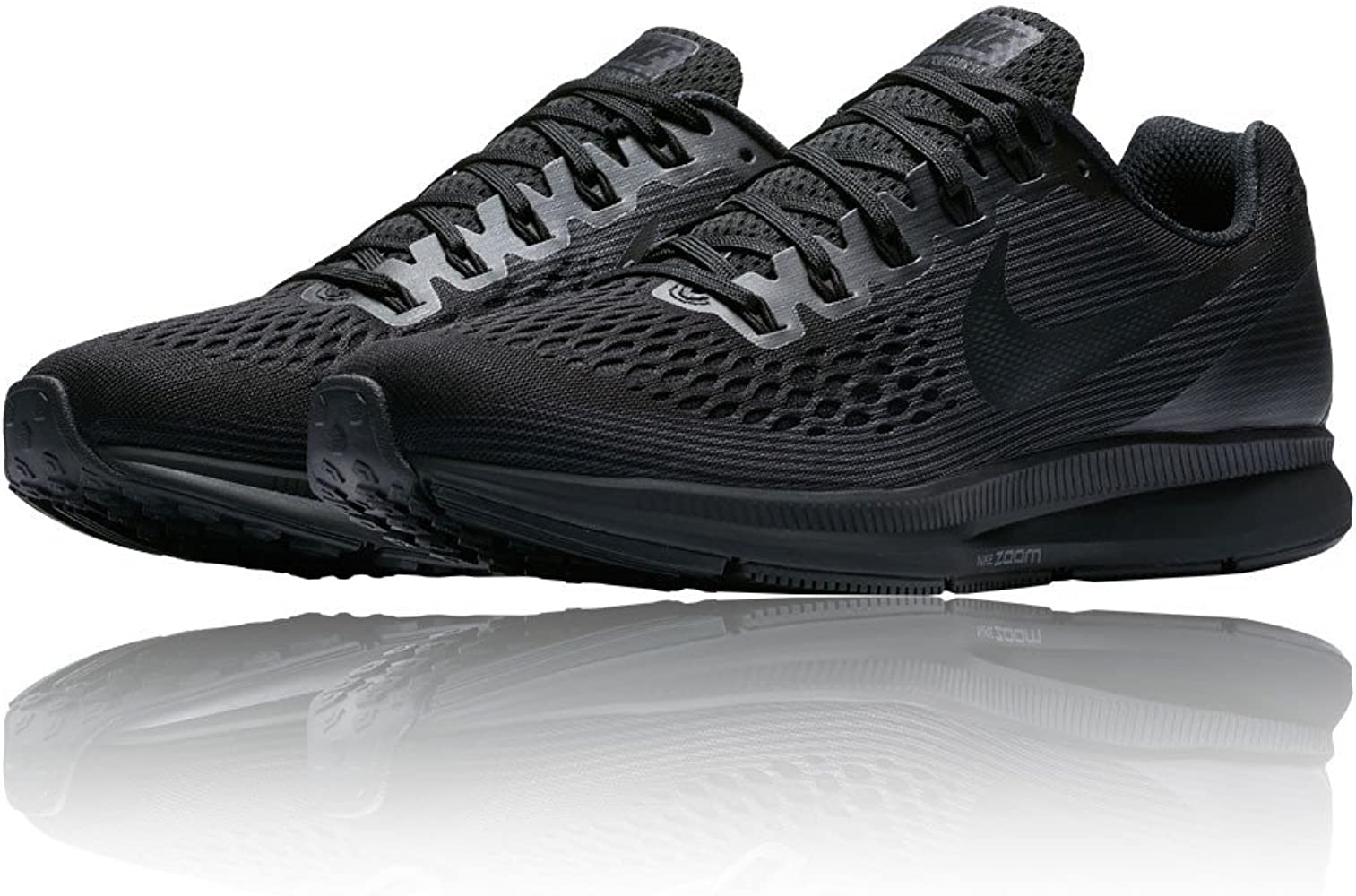 Nike Air Zoom Pegasus 34, Zapatillas de Running para Hombre, Negro ...