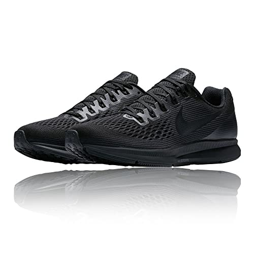 66ae8c989a3d Nike Men s Air Zoom Pegasus 34 Running Shoe Black Dark Grey-Anthracite 14.  0  Buy Online at Low Prices in India - Amazon.in
