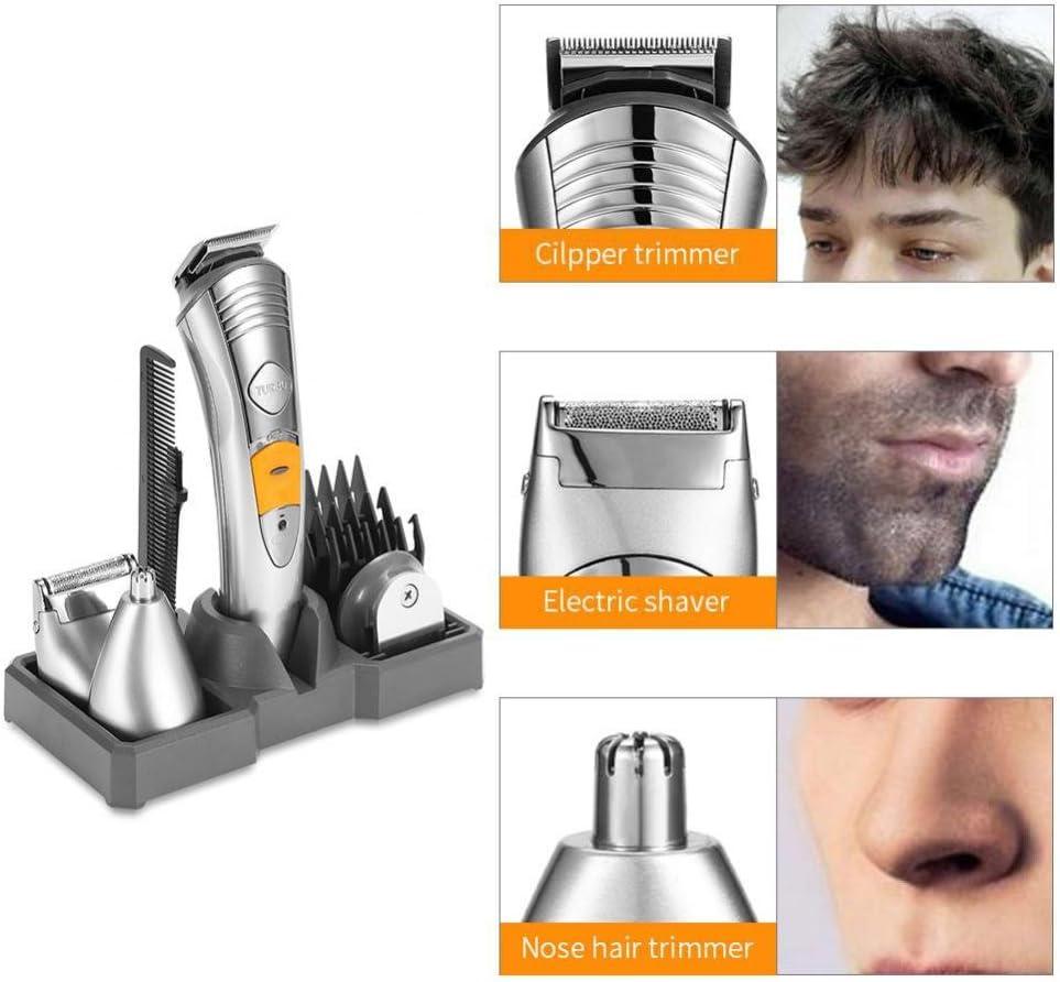Orecchio /& Nasale Trimmer Capelli Barba Schneider Rasatura Rasoio Schneider alimentazione a batteria 2