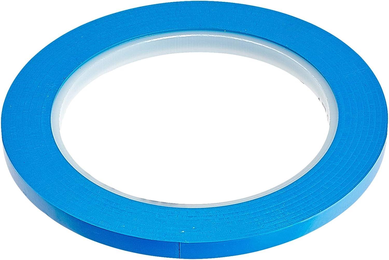 3M 6047106B Weich-PVC-Klebeband 471 0,12mm x 6mm x 3blau