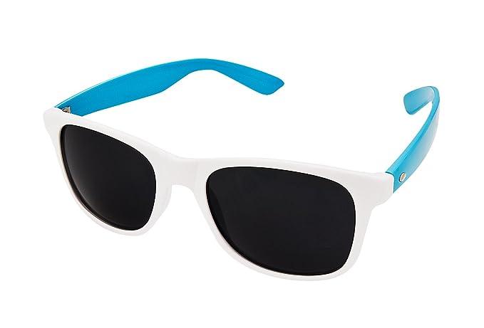 Gafas de Sol Groove Shades Blanca gafasgafas de soldador (talla única - turquesa)