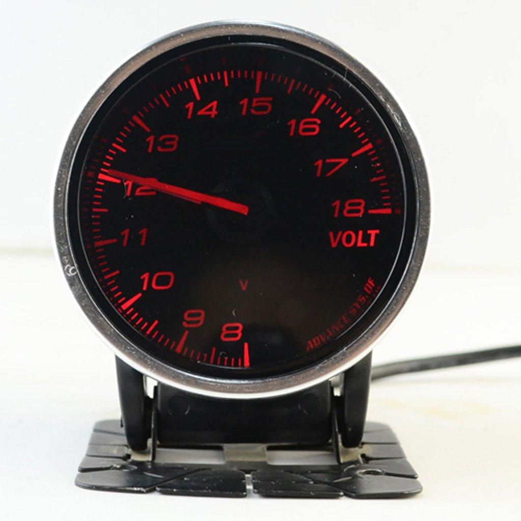 Jili Online Car Oil Temperature Temp Gauge 12 Volt 60mm 2.3 inch 50-150 Degrees Reading by Jili Online (Image #6)