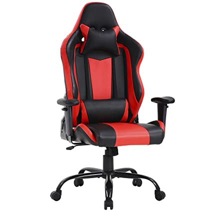 Awe Inspiring Amazon Com High Back Big And Tall Office Chair 400Lbs Gamerscity Chair Design For Home Gamerscityorg