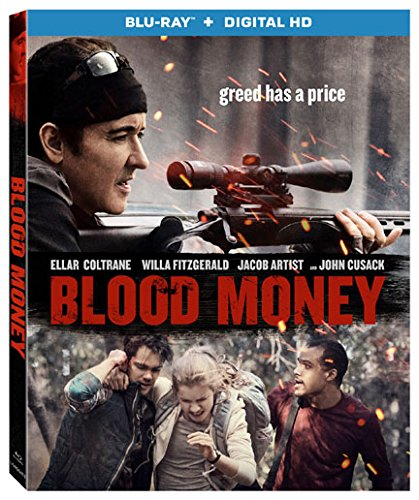 Blood Money (2017) [Blu-ray] (Stores Office Decor)