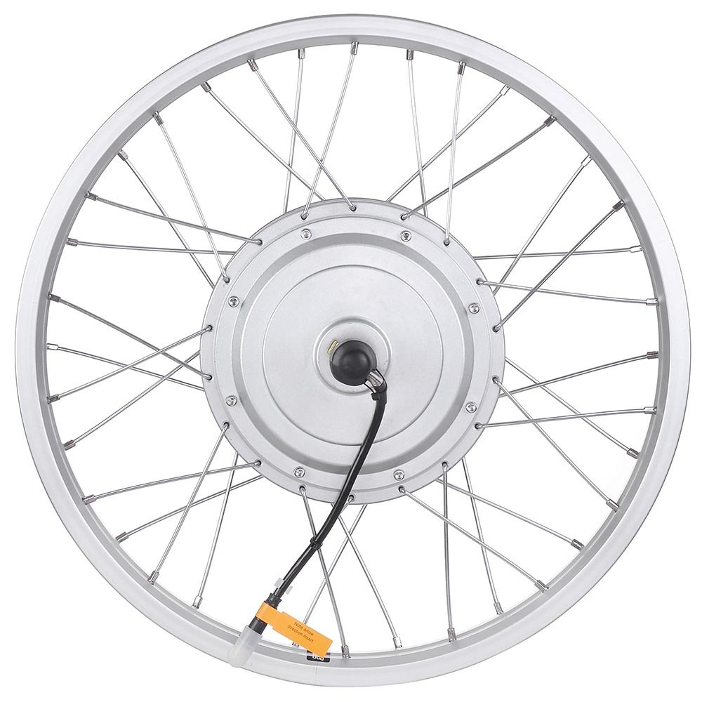 Aw 165 Electric Bicycle Front Wheel Frame Kit For 20 Evo E Bike 24v Wiring Diagram 36v 750w 195 25 Tire Sports Outdoors