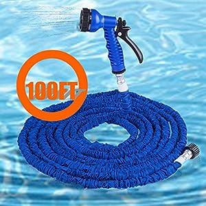 Amazoncom 100ft Most Heatresistant Water Garden Pipe