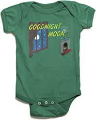 Out of Print Literary Book-Themed Baby Infant Bodysuit