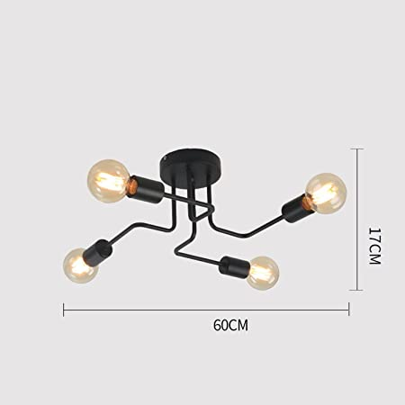 Vintage pendant lights multiple rod wrought iron ceiling lamp e27 vintage pendant lights multiple rod wrought iron ceiling lamp e27 bulb living room lamparas for home mozeypictures