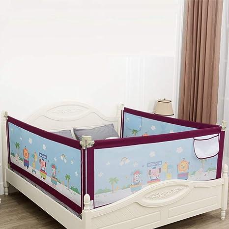 Amazon.com: JXwang - Protector de cuna para bebé, para cama ...