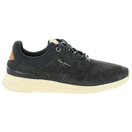 Pepe Jeans London Jayker Dual, Zapatillas para Hombre: Amazon.es: Zapatos y complementos
