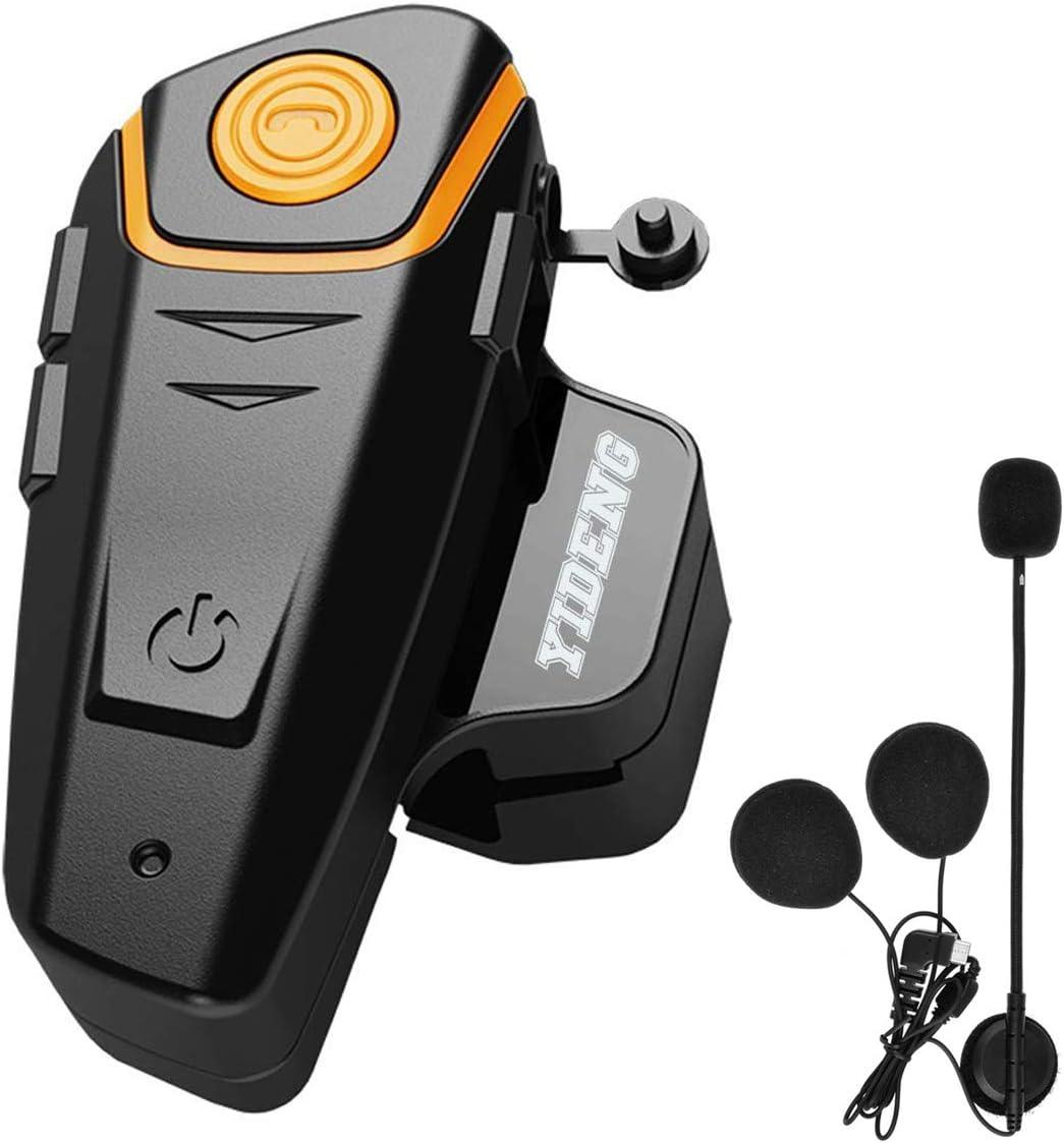 Motorcycle Intercom Helmet Headsets Wireless BT4.1 Sport Gamer Headphone Headset