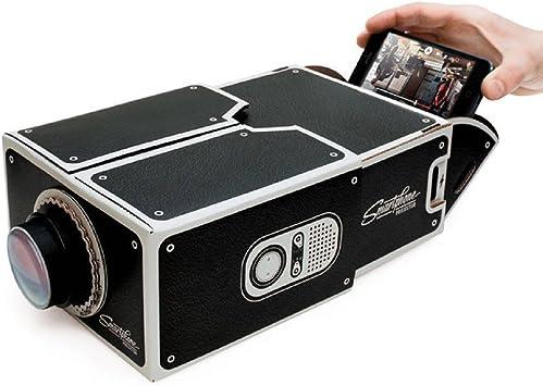 Bocideal® Ratro Diseño Cartón Smartphone Proyectores / DIY del ...