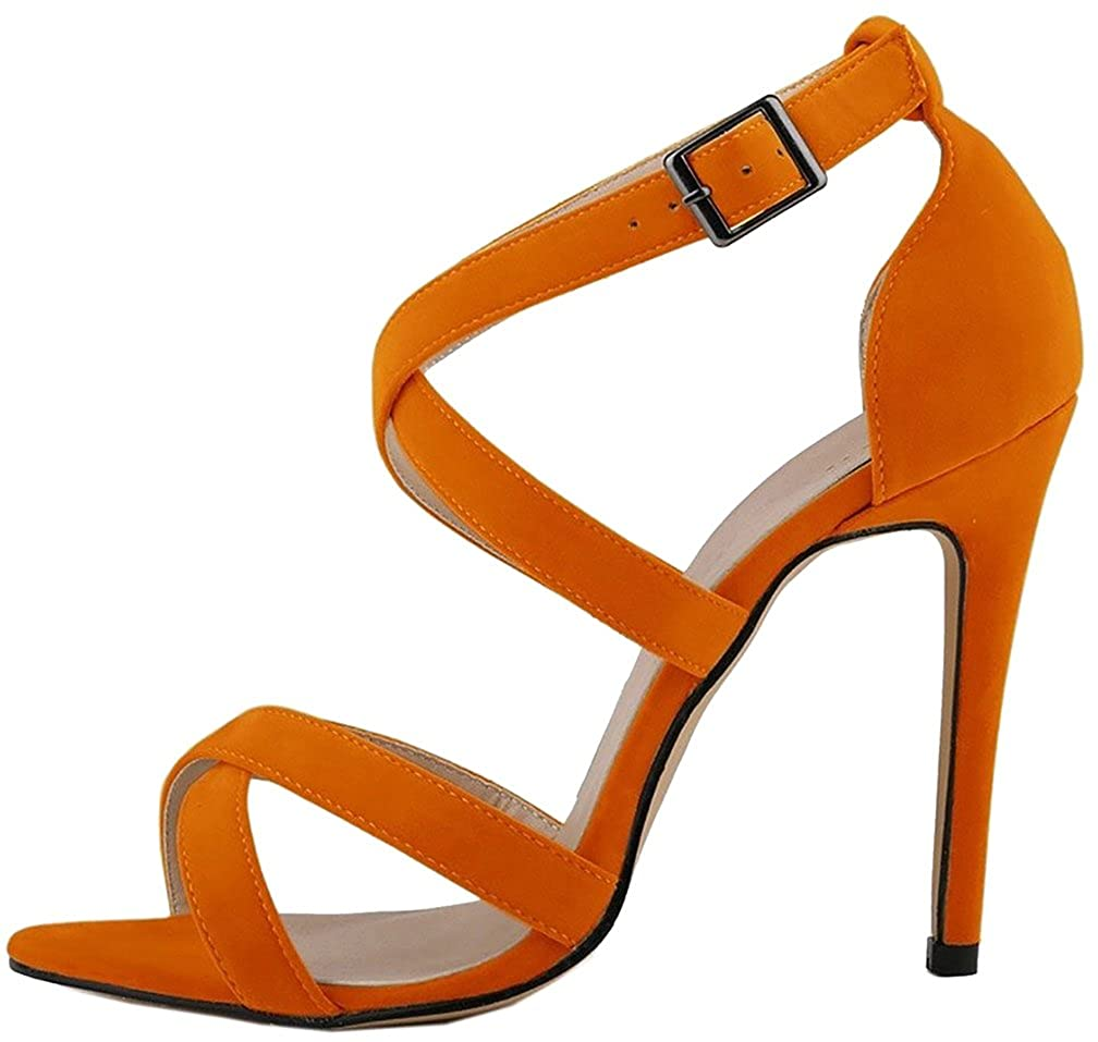Calaier Camountain, Damen EU Sandalen, orange - orange - Größe: EU Damen 42,5 - ecb8c0