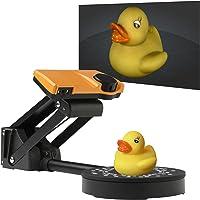 SOL 3D Scanner | White Light Desktop Laser 3D Scanner | Precise, Affordable and User-Friendly | New Generation Auto Scan…