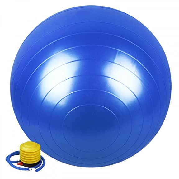 Tima Gym Ball with Foot Pump 85CM