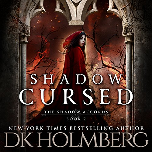 Shadow Cursed: The Shadow Accords, Book 2
