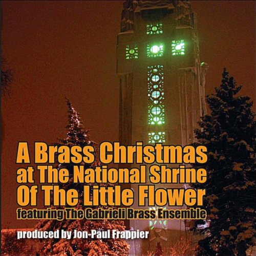A Brass Christmas at the National Shrine of The Little Flower