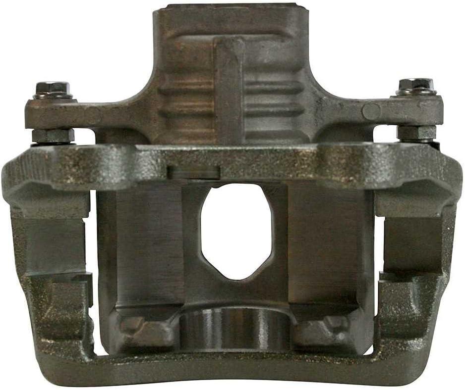 Auto Shack PR65075LR-BC2750 Rear Disc Brake Caliper and Performance Rotor Bundle Single Piston Caliper