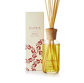 Amazon.com: Alora Ambiance Difusor Carrizo, 8 oz: Luxury Beauty