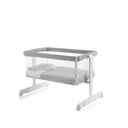 Takta 860 Espigas04 - Minicuna colecho, color gris