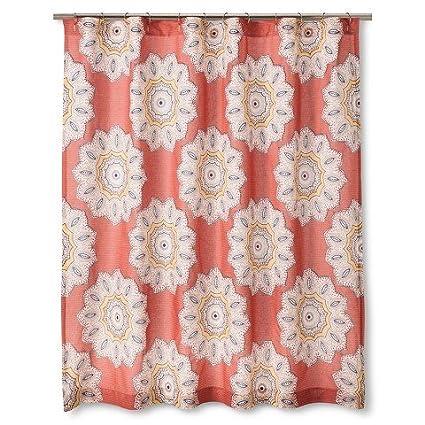 MudhutTM Kari Shower Curtain