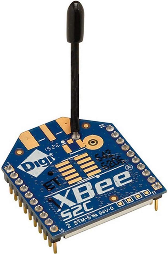 Luxtech XBee S2 S2C Antena Zigbee inalámbrica de 2 MW 120 ...