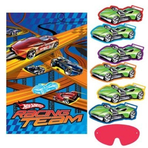 amscan Hot Wheels Speed City 37-1/2