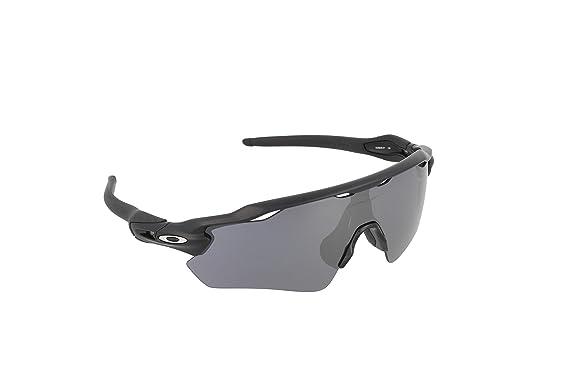 8473430ae9 ... denmark amazon oakley mens radar oo9208 01 shield sunglasses matte black  138 mm oakley clothing f6239