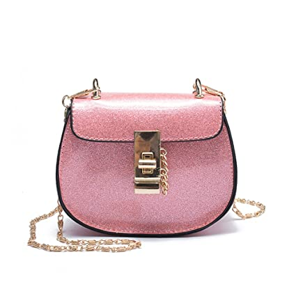 aeffa53169f5 Image Unavailable. Image not available for. Color  CharmingBuy Girls Purse  Kids Fashion Purse Crossbody ...