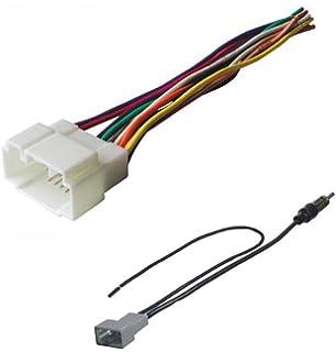 Amazon.com: ConPus HONDA SUZUKI CAR STEREO CD PLAYER WIRING HARNESS on honda cr-v wiring harness, kia spectra wiring harness, ford f150 wiring harness, honda fit wiring harness, honda ridgeline transmission harness, acura legend wiring harness, honda ridgeline stereo wiring, chrysler crossfire wiring harness, chevy aveo wiring harness, honda pilot wiring harness, chrysler pacifica wiring harness, toyota tundra wiring harness, ford excursion wiring harness, cadillac sts wiring harness, honda nsx wiring harness, hummer h2 wiring harness, lincoln ls wiring harness, honda ridgeline hitch and harness, honda ridgeline wiring diagram, buick skylark wiring harness,