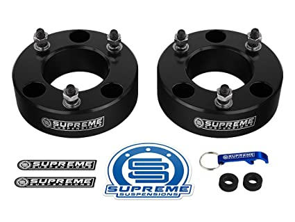 Supreme Suspensions F Lift Kit Front   Leveling Lift Kit For