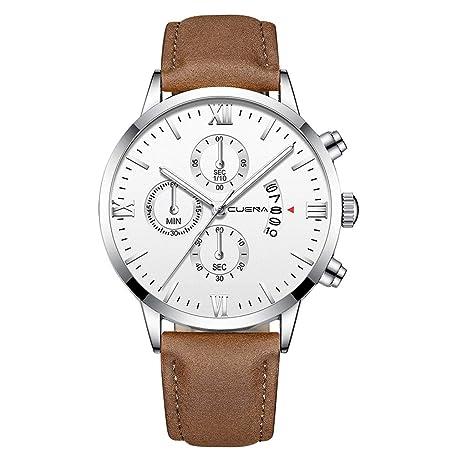 Amazon.com: Relojes deportivos de lujo para hombre, relojes ...