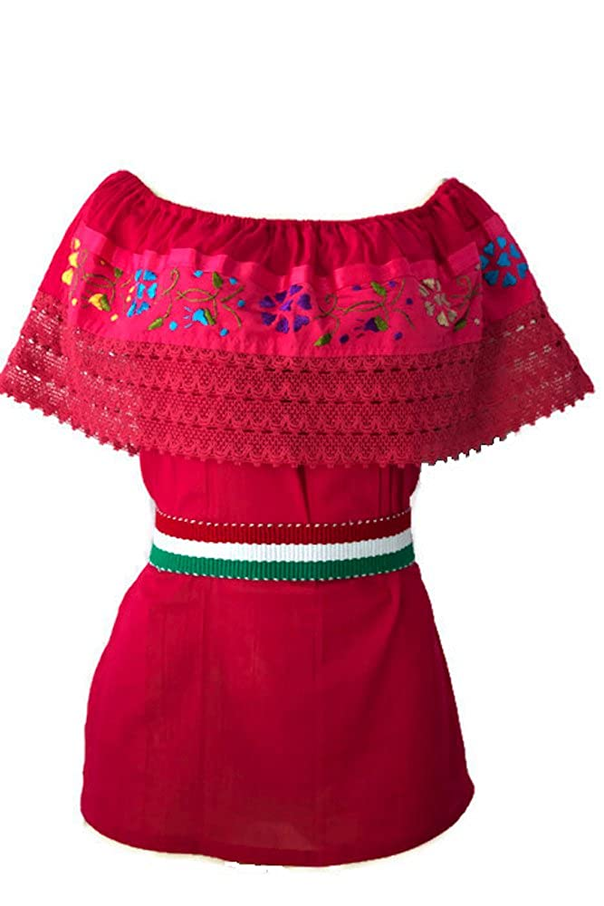 69799b3bf2dd Mexican Blouses: Buy The Best Design For You - Mexican Online Store