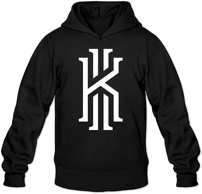 Amazon.com: yque de los hombres Kyrie K Logo irvi # 2 ...