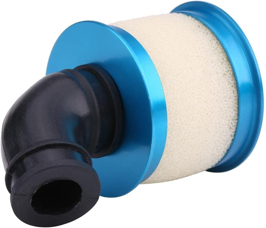 RC Air Filter Remote Control Car Air Filters for HSP 94122 188 1//10 RC Model Vehicle Accessory Blue