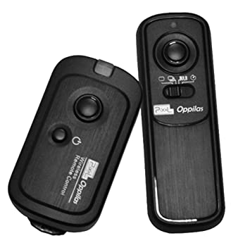 Pixel RW-221/DC2 Disparador Inalámbrico para Cámara Réflex Nikon ...
