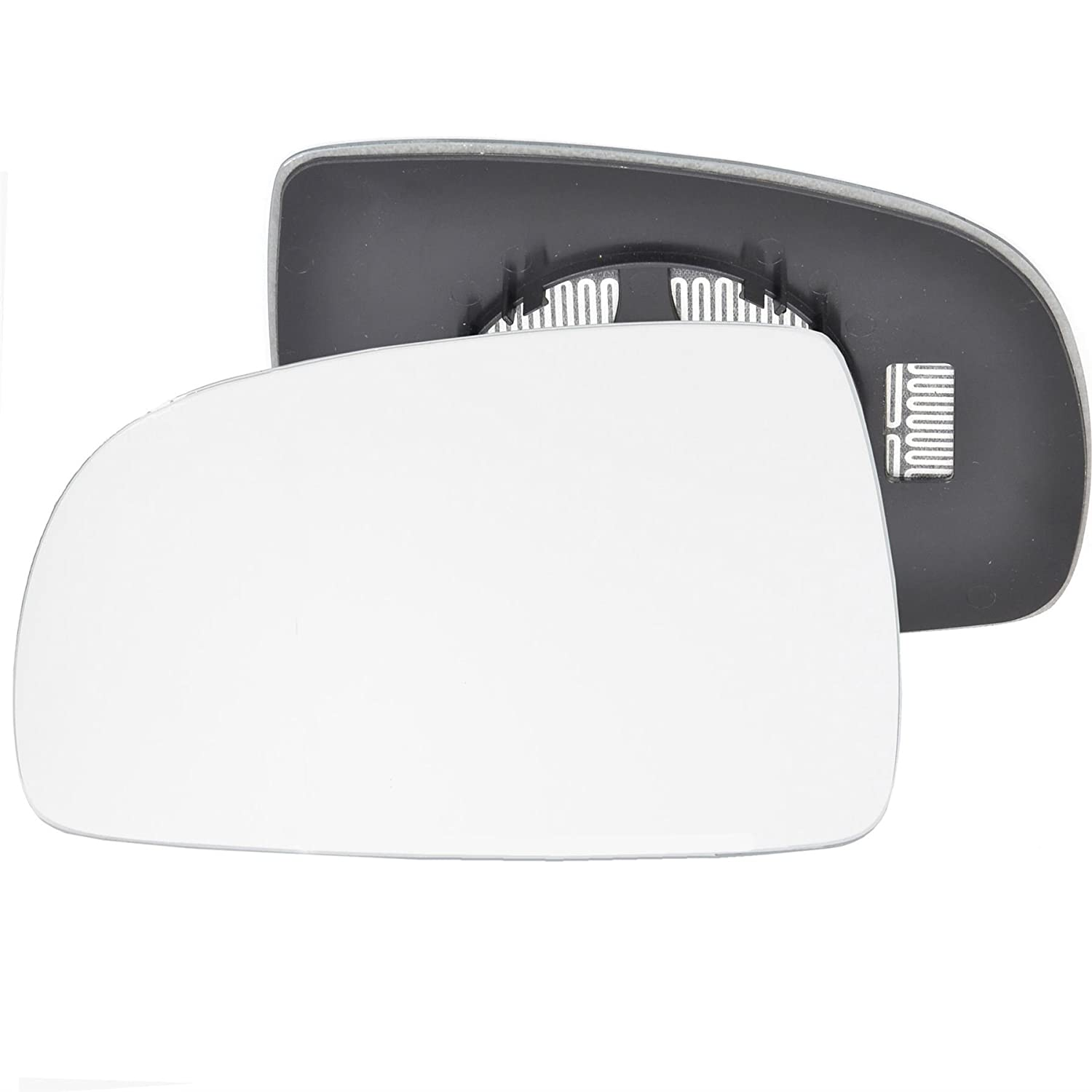 FITS NISSAN NOTE 2006-2012 DIRECT WING MIRROR GLASS CONVEX HEATED LEFT H//S