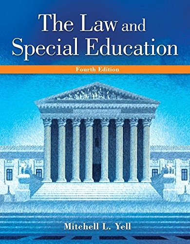 Law and Special Education, The, Loose-Leaf Version (4th Edition)