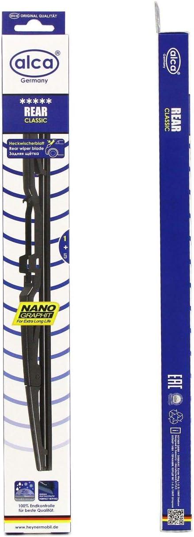 alca Germany Single Rear CLASSIC Wiper Blade 12 300mm RE Adapter Captur 2013-onwards