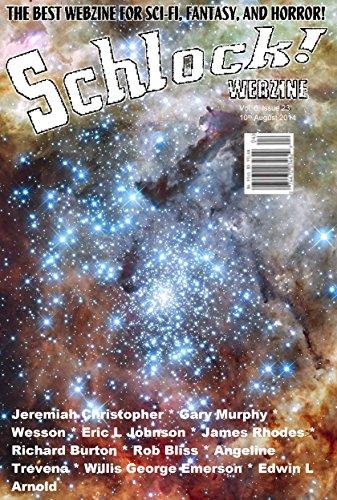 Schlock! Webzine Vol. 6, Issue 23